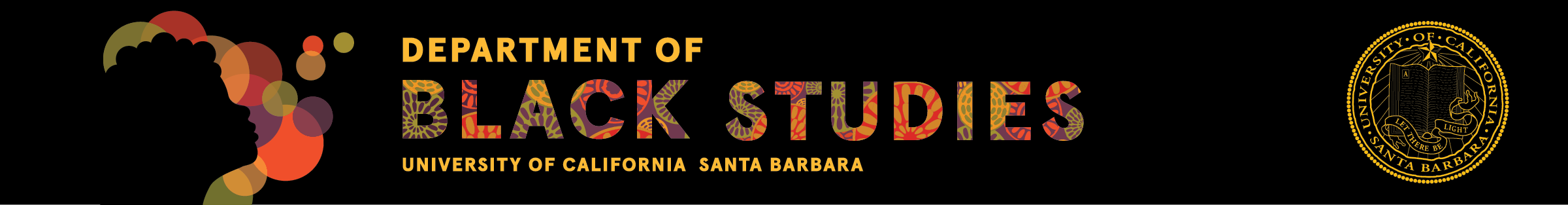 Department of Black Studies - UC Santa Barbara